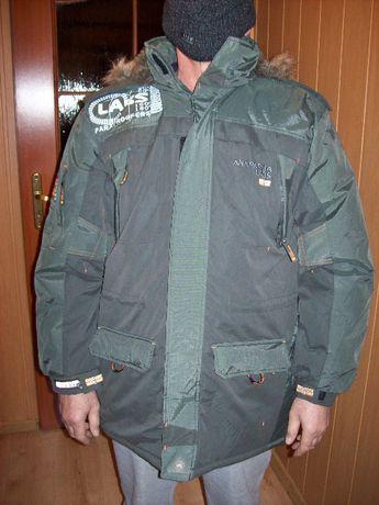 Sprzedam męską zimową kurtke Nukmal