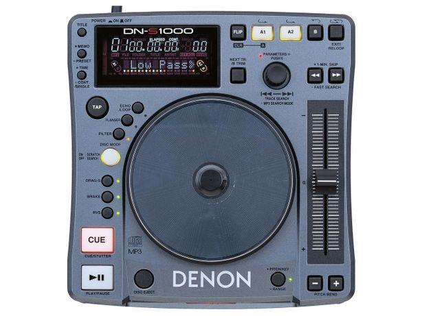 Denon S1000 DJ Leitor CD - Portes Grátis