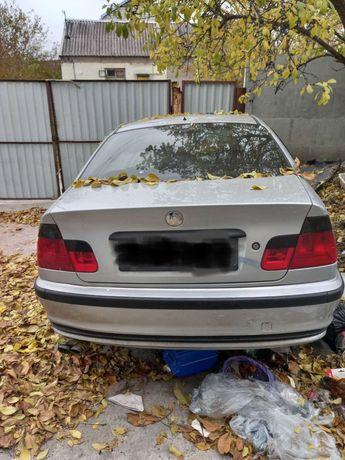 Бмв , BMW, e 46 разборка, мотор, двери, салон.