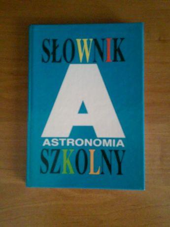 Słownik Szkolny Astronomia
