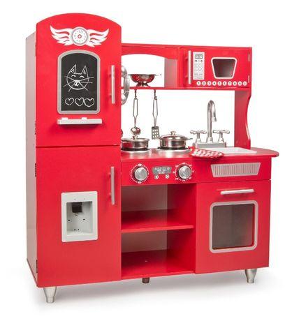 Kuchnia Drewniana Big Red z akcesoriami 246218