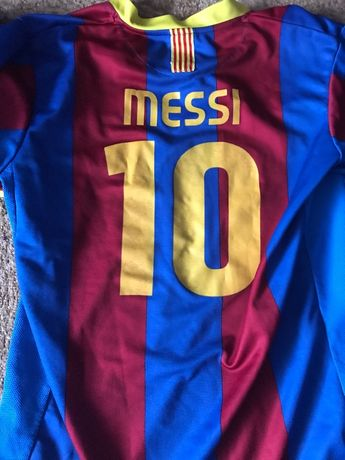 Koszulka FC Barcelona Messi