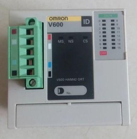 Omron V600HAM42DRT Panel Mounting DeviceNet