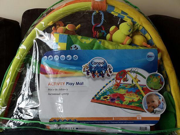 Mata edukacyjna firmy Canpol Babies