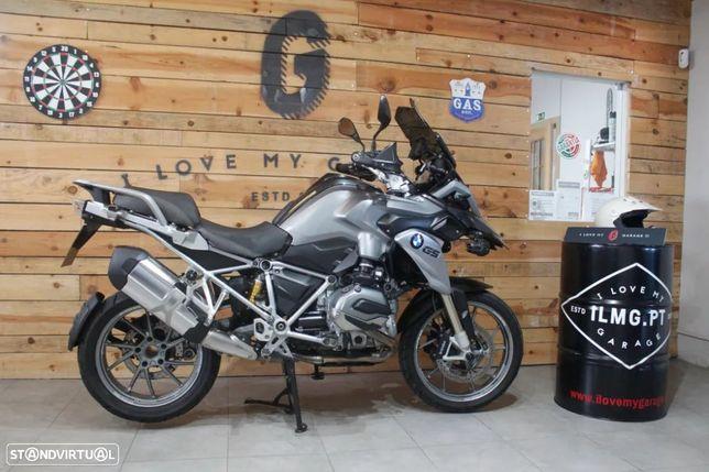 BMW R  GS 1200 - ESA - LED