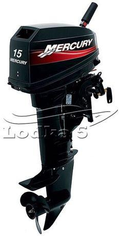 Продам Mercury 15 лодочный мотор