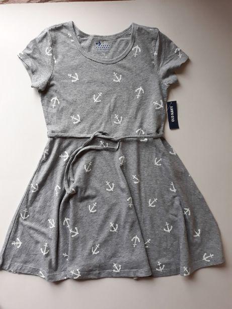 Новое трикотажное платье OLD NAVY