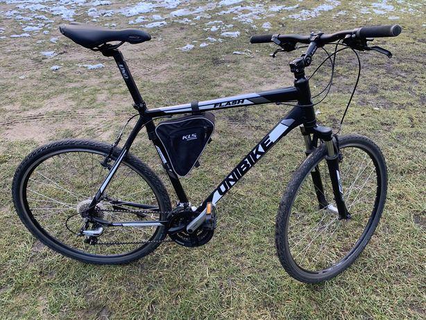 Rower trekingowy Unibike 23