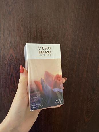 Парфюмерная вода l'eau kenzo pour femme eau de parfum intense
