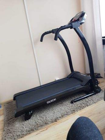 Bieznia elektryczna Hertz fitness  Quick