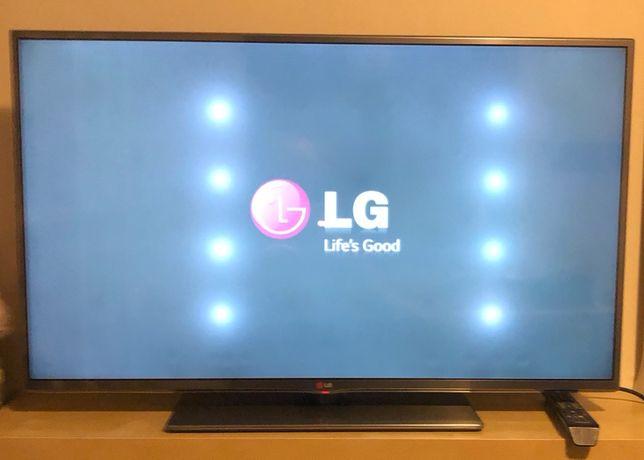 Telewizor Smart FullHD 3D LG 42LB650V + 6 x okulary 3D