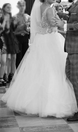 Suknia ślubna Gina Bacconi