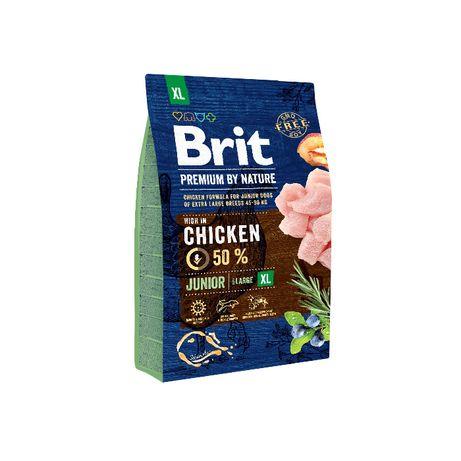 Karma dla psa Brit Premium Junior XL 15kg OKAZJA !!!