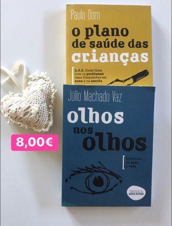 """Livros """" Olhos nos Olhos"""""""