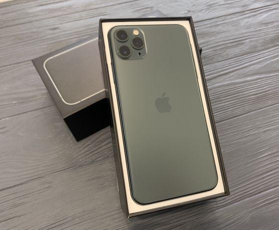 iPhone 11 Pro Max 64gb Midnight Green Магазин гарантия рассрочка