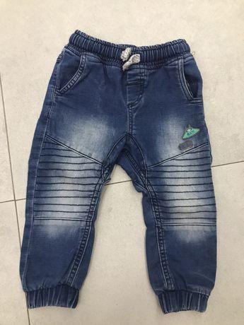 Spodnie jeansowe 92 Cool Club