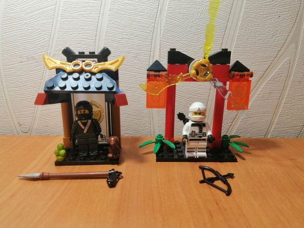 Фигурки лего Ниндзяго человечки Lego Ninjago