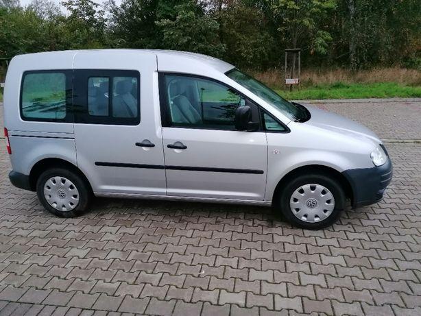 Volkswagen Caddy 1,6 MPI
