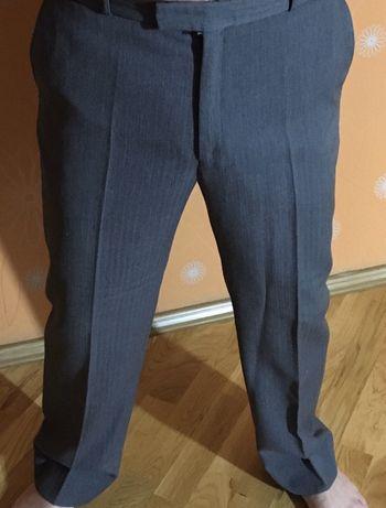 Брюки (штаны) мужские серые.