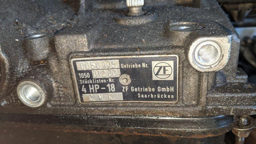 АКПП 4HP-18 (Ауди а8, Фольксваген, Шкода) Нежин - изображение 1