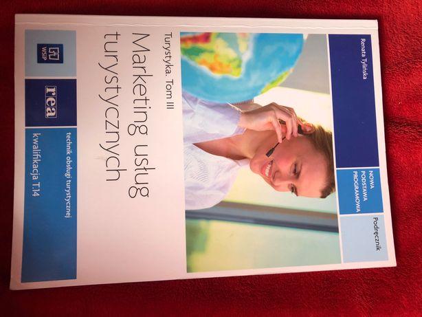 Podręcznik -Marketing usług turystycznych