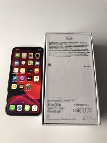 Iphone 10 X 256 GB r-sim