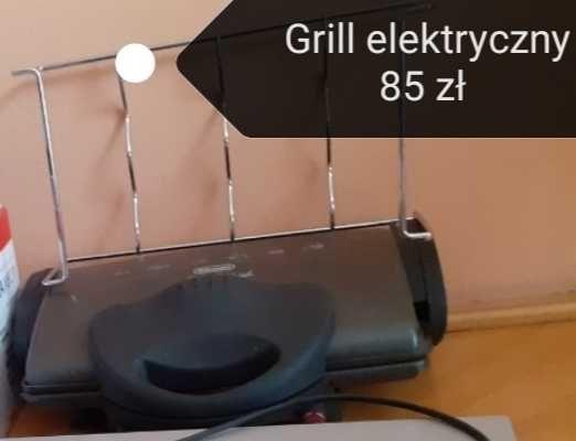 Grill elektryczny wyprzedaż domu