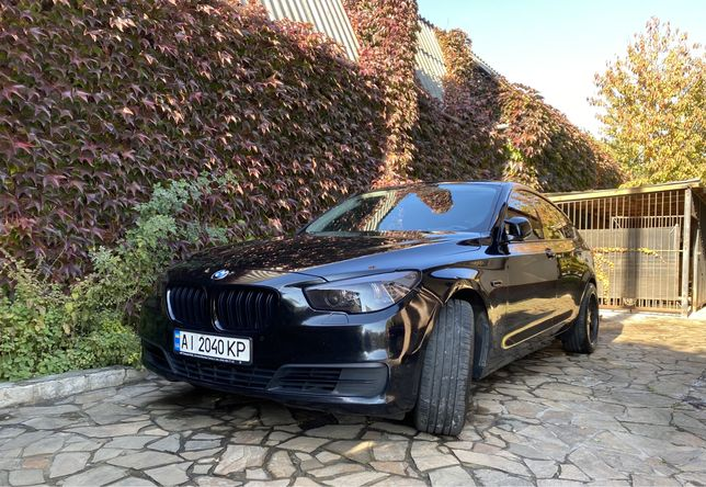 BMW 535GT XDrive