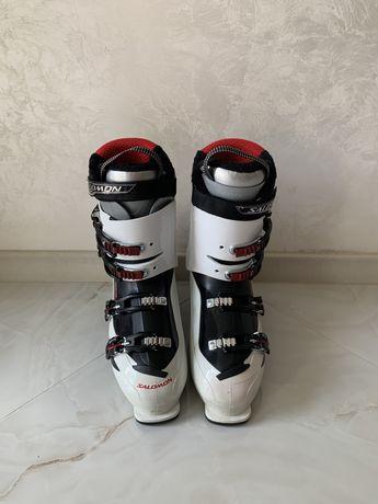 Лижні черевики Salomon