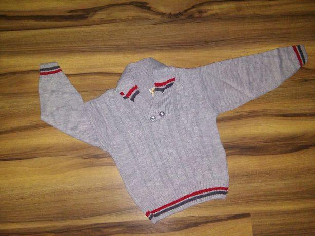 Турецкий вязаный свитерок. Новый