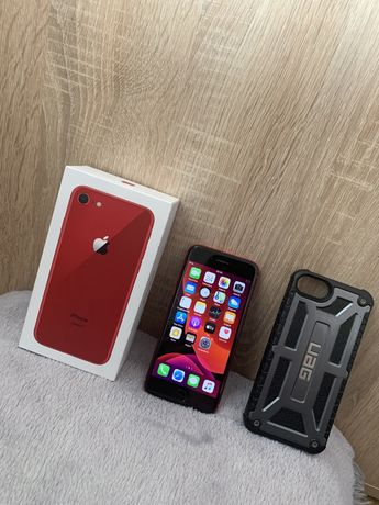 iPhone 8 128GB Red Product