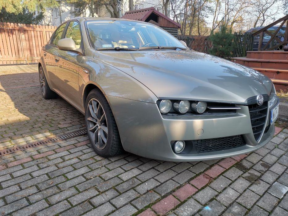 Alfa Romeo 159 1.9 JTDM chip 180KM,  wystawiam f-vat VAT 23% Warszawa - image 1