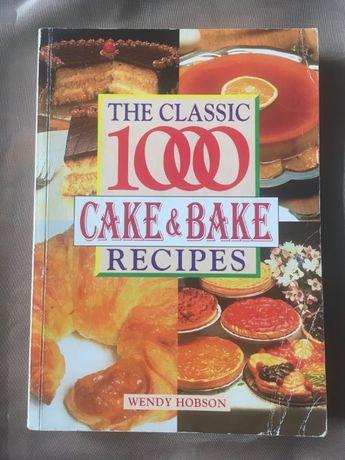 "Wendy Hobson ""1000 cake & bake recipes"""