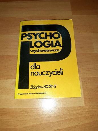 Psychologia wychowawcza dla nauczycieli - Skorny