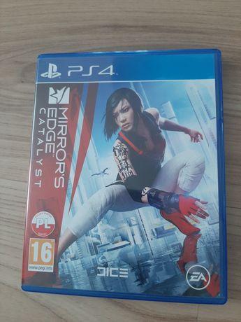 Gra na PS4 Mirror Edge Catalyst