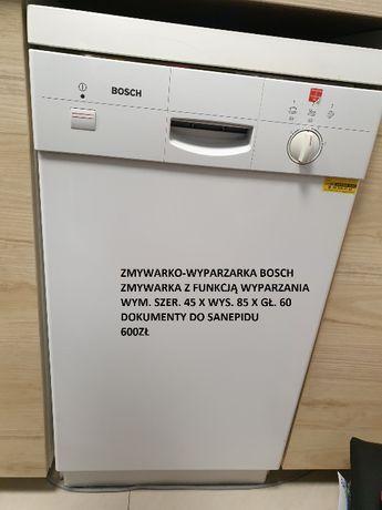 Zmywarko-wyparzarka / zmywarka z funkcją wyparzania Bosch