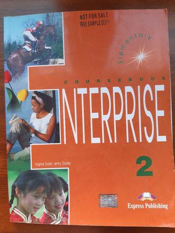 Еnterprise Elementary книга для учня
