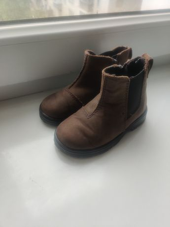 Ботинки на мальчика Zara