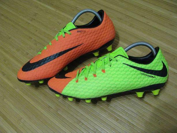 Бутсы Nike Hypervenom Phelon III AG-Pro SR; EUR 43; Ст-ка: 27,5см