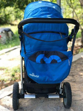 Продам нашу колясочку baby design lupo comfort 2 в 1
