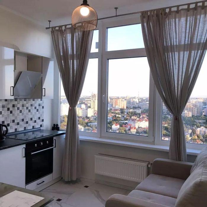 Сдам  стильную квартиру, с красивым видом на море!С-1