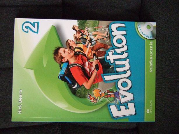 """Książka do j.angielskiego """"Evolution 2"""" Macmillan"""
