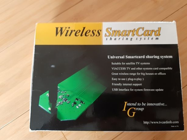 СплиттерUniversal Smartcard Sharing System
