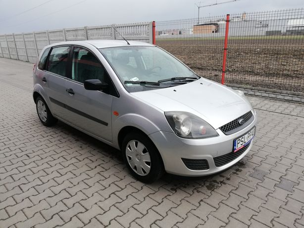 } > Ford Fiesta Mk7 Lift 2007r Benzyna 5 Drzwi Klima Mega Okazja