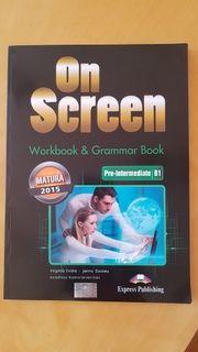 On Screen B1. Student's Book pre intermediate
