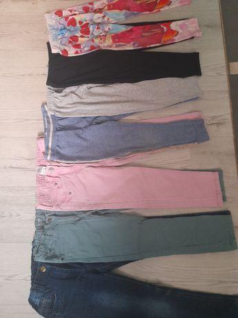 Leginsy ,spodnie ,dres, na dziewczynkę