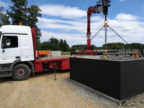 Szamba betonowe 10m3 Wieliszew