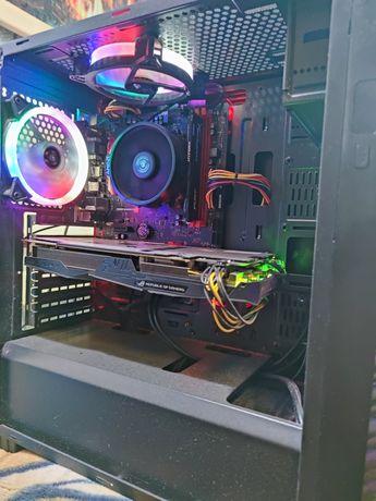 Игровой ПК gtx 1060 6gb / Ryzen 5 / Системный блок / Компьютер