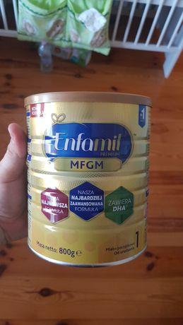 (Rezerwacja)        Mleko enfamil 1  mfgm użyte raz.