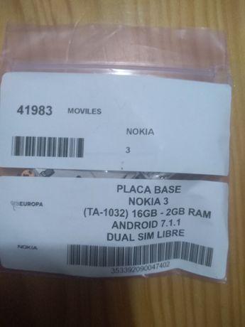Motherboard Nokia 3 ta-1032